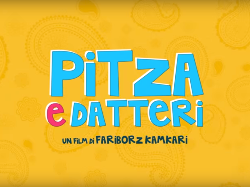 PIZZA E DATTERI