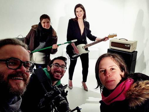 making_of_videomusicale_elisa