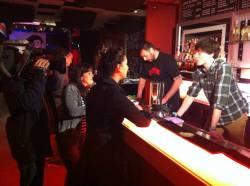 Gennaio 2014: backstage della trasmissione paesaggi Itineranti di Rai 5